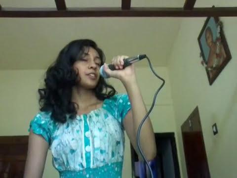 Hello karaoke singing by arya dhayal