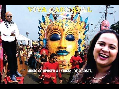 GOA CARNIVAL OFFICIAL SONG OF 2017 with Sonia Shirsat