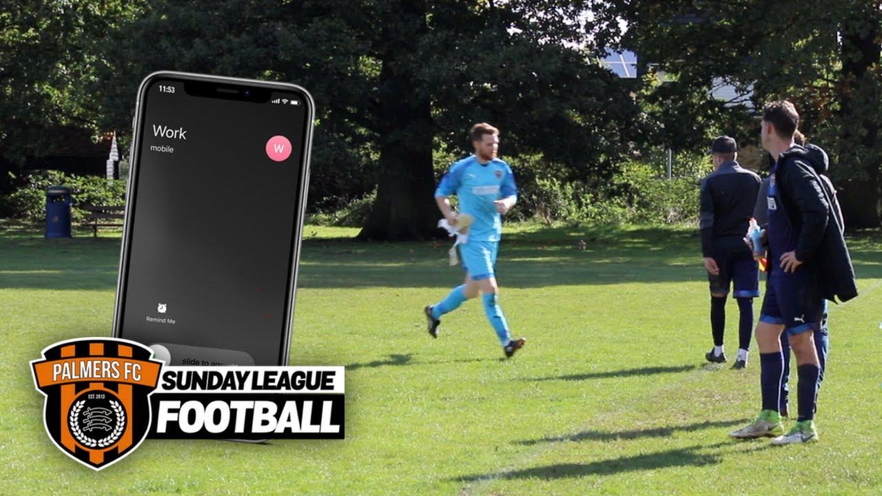 Sunday League Football - ON CALL!