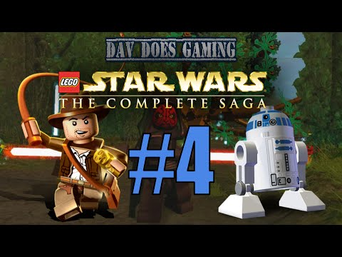 LEGO Star Wars The Complete Saga Part 4 - The Battle for Naboo and ...