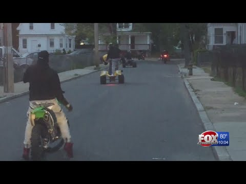 Providence City Council cracks down on ATVs, dirt bikes
