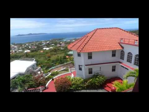 Houses in St Vincent & the Grenadines