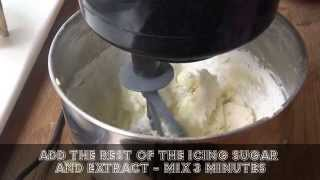 Buttercream (silky Smooth!) . . . How To