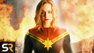 10 Theories About Captain Marvel's Future In The Marvel Cinematic Universe