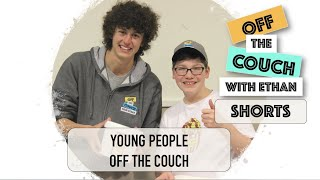 Young People Off the Couch - Nominations Now Open!