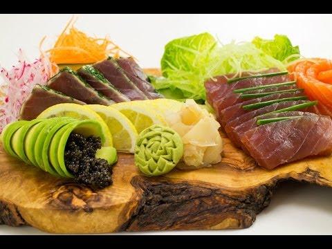 How To Make A Sashimi Platter