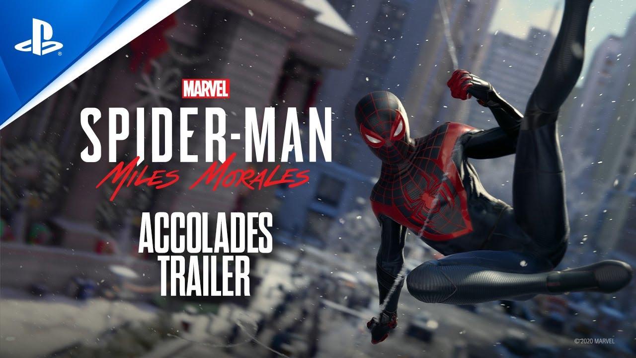 Marvel's Spider-Man: Miles Morales – Kunngjøringstrailer