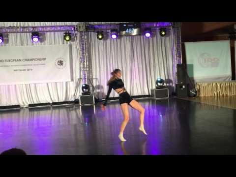 IDO EC 2016 - Modern Solo Junior Final