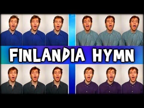 Finlandia Hymn (One Man Choir) - Trudbol A Cappella