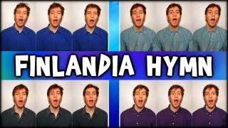 Finlandia Hymn (One Man Choir) - Trudbol A Cappella (as sung by Cantus)