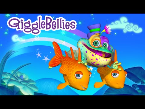 Great Big Ocean | 7 More Fun Kids Songs | GiggleBellies