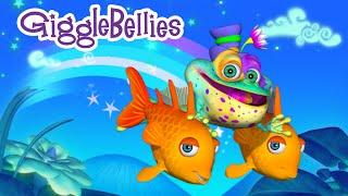 Great Big Ocean | 7 More Fun Kids Songs | GiggleBellies