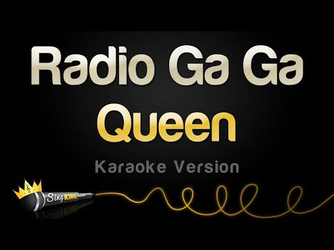Queen - Radio Ga Ga (Karaoke Version)
