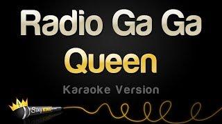 Queen - Radio Ga Ga (Karaoke Version)