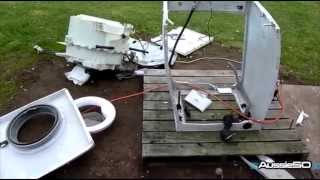 Whirlpool Washer Carnage - Metal Mix up by TradieTrev