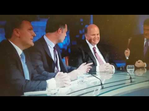 Pearse Doherty v Michael Noonan on Prime Time