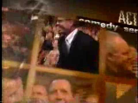 Kelsey Grammer wins 1998 Emmy Award for Lead Actor in a Comedy Series