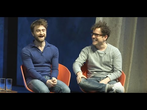 VOICES OFF  | Daniel Radcliffe & Joshua McGuire in conversation