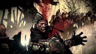 Story of The Witcher 1: Geralt and the Flaming Rose. Five Years after the Great War (Flashback)