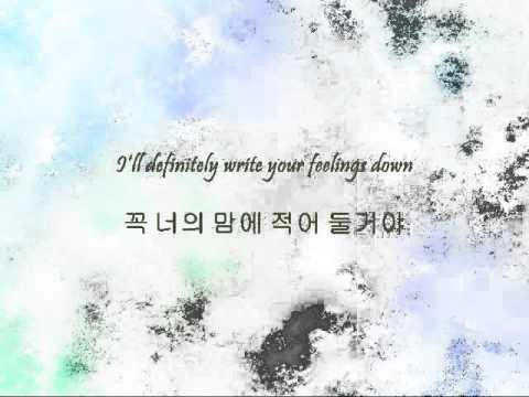 SHINee - Your Name [Han & Eng]