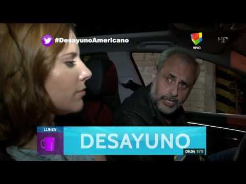 Agustina Kämpfer tras su picante encuentro con Susana: La pasé...