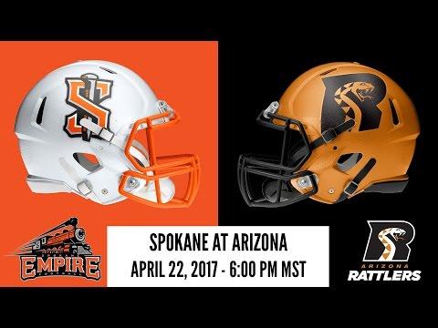 Week 10 | Spokane Empire at Arizona Rattlers