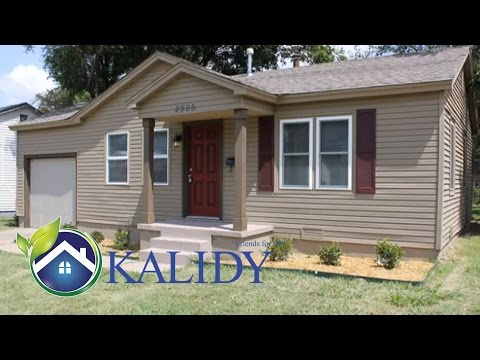Kalidy Homes: 2505 Texoma Dr, Oklahoma City, OK 73119