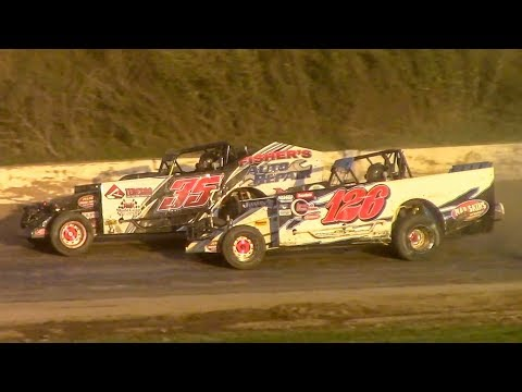 Topless Sportsman Modified B-Main One | Genesee Speedway | 9-16-18