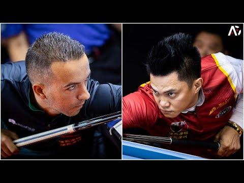 2019 World 9-Ball China Open│David Alcaide Vs Jeffrey De Luna