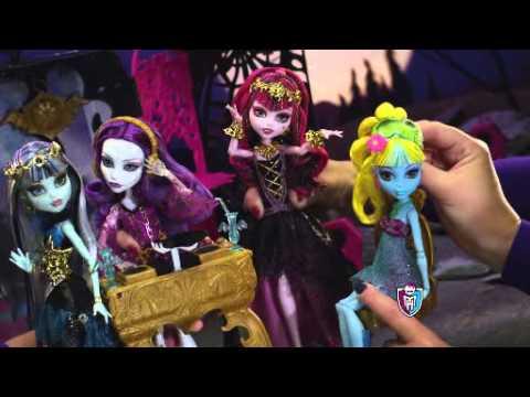 Monster High 13 Wishes V559 13 30s SE 27156