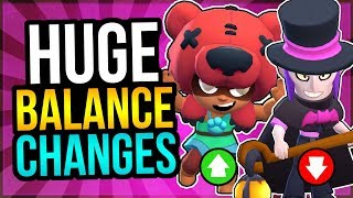 23 HUGE BALANCE CHANGES That Will Shake Up The Game!