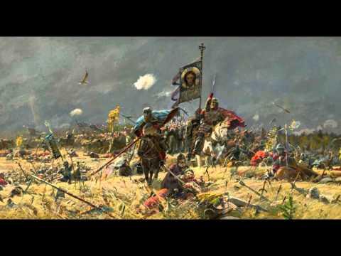 Сергий Радонежский и Куликовская битва глазами православного художника Павла Рыженко