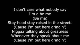 DJ Khaled - out there grindin
