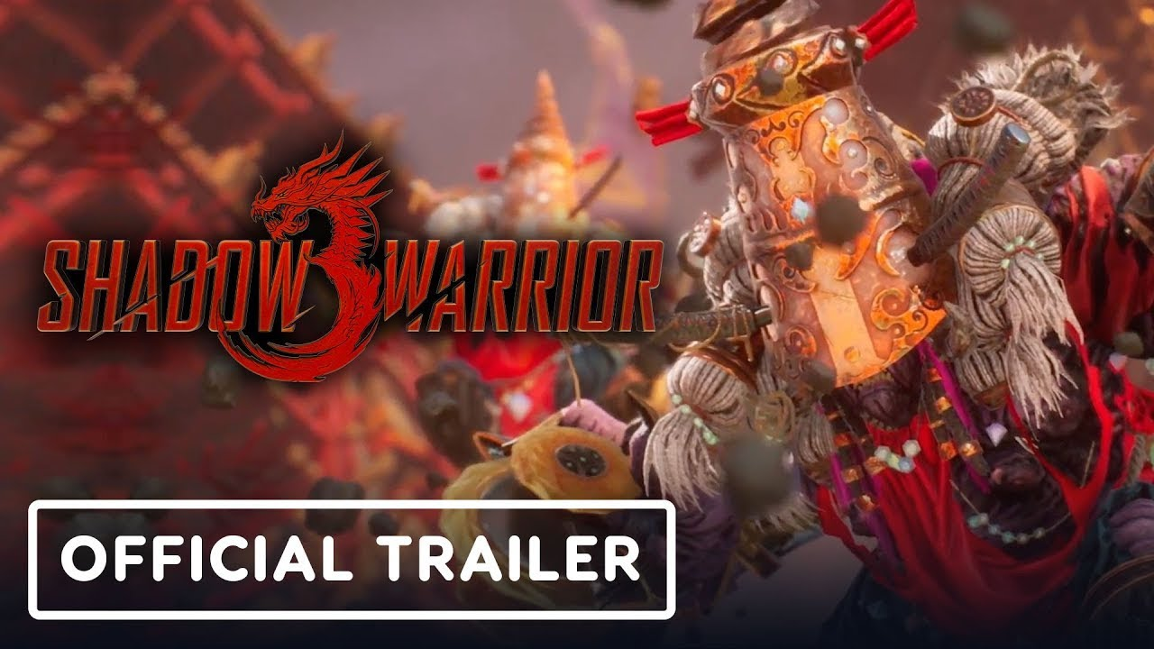Download Shadow Warrior 3 - Official Gameplay Trailer