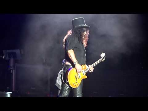 """Guns N' Roses – """"Welcome to the Jungle"""" – Minneapolis, 07-30-2017"""