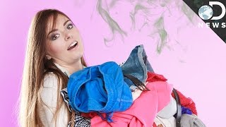 How Gross Is Your Dirty Laundry?