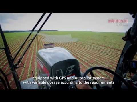 Aplicação de Fertilizantes - Utilfertil by Agrium