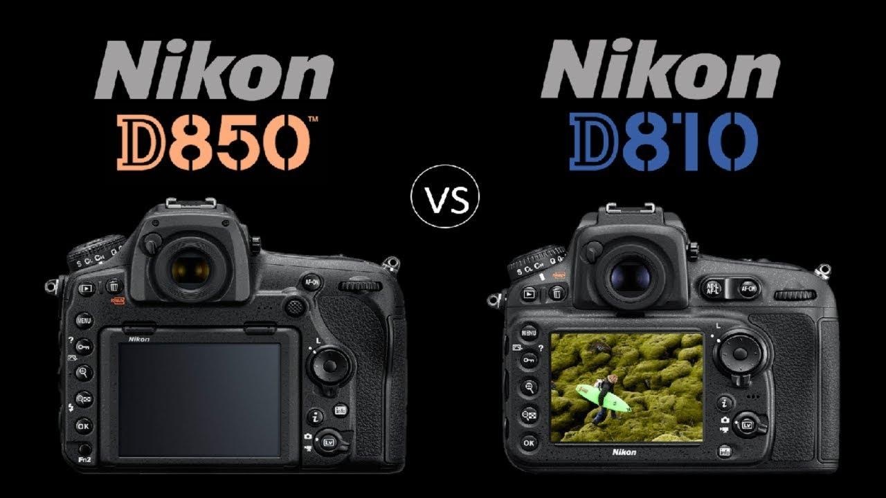 Nikon D850 Vs Nikon D810 - All The ANSWERS