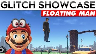 "The ""M""ysterious Floating Man 