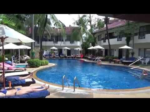 Horizon Beach Hotel Patong Beach Phuket Thailand Youtube