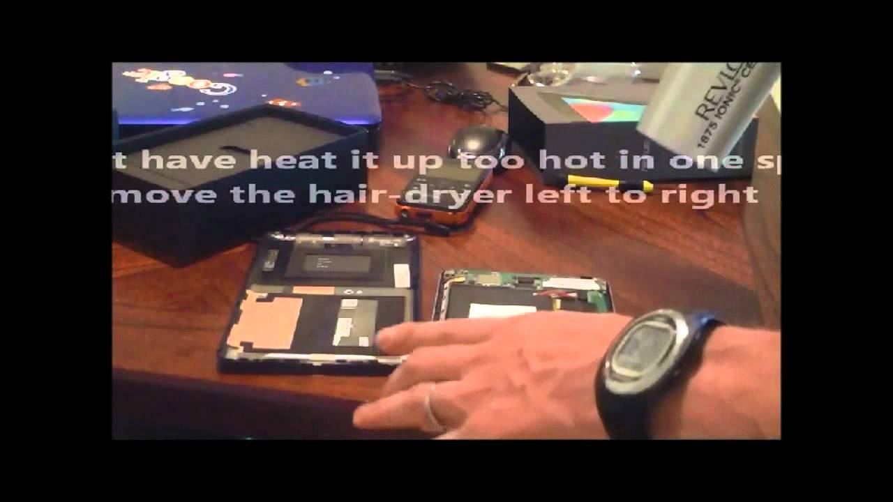 EASY TABLET REPAIR NO AUDIO FIX REVIEW  YouTube