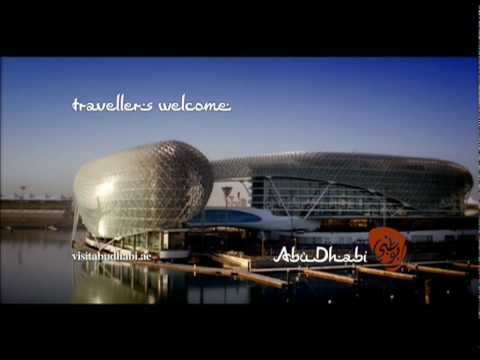 abu dhabi yas marina circuit brand ad youtube. Black Bedroom Furniture Sets. Home Design Ideas