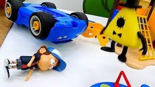 Видео про Гравити Фолз -Билл Шифр устроил аварию!
