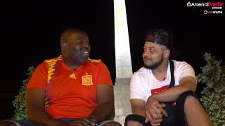 Troopz Is In Love With Ronaldo!!! | The Biased World Cup Show