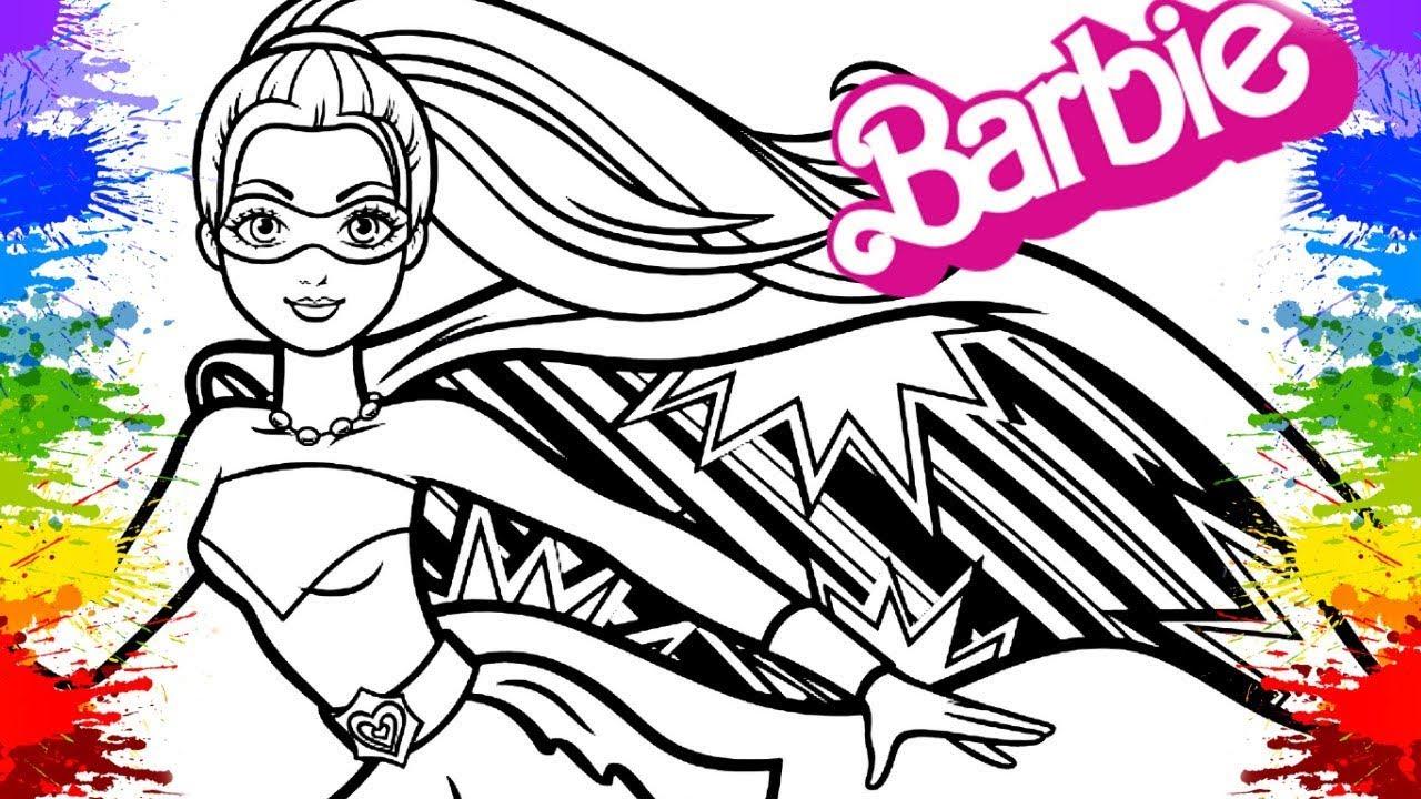 Desenhos Da Barbie Super Princesa Agentes Secretas Filme Barbie
