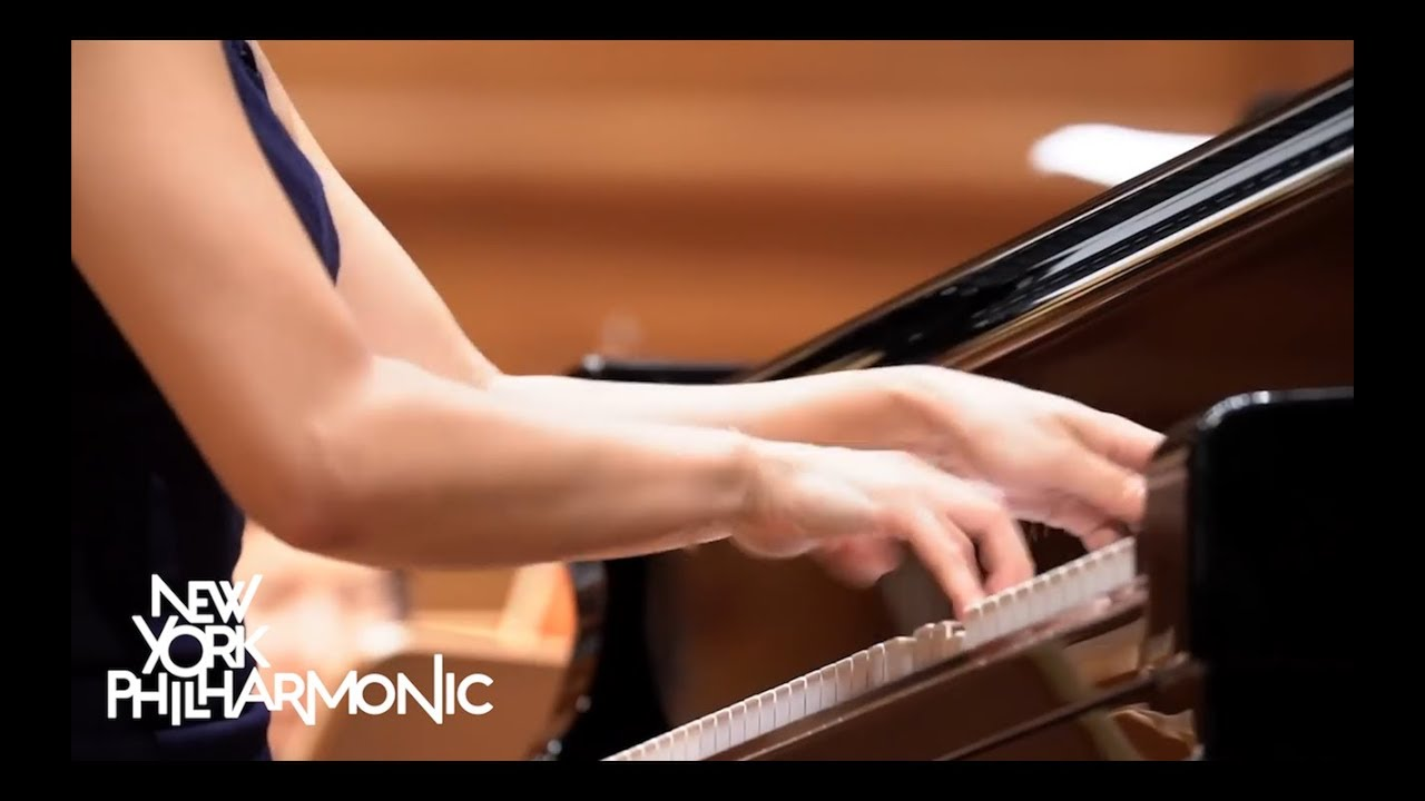 Prokofiev with Yuja Wang in Taipei