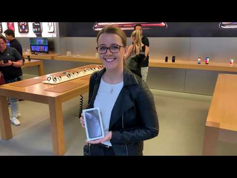 IPhoneXR Launch, Apple Store Sydney Australia