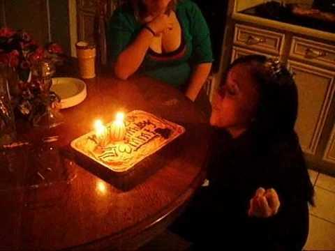 my 20th birthday - Emmi Jane