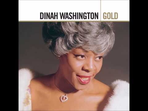 Dinah Washington  This Bitter Earth