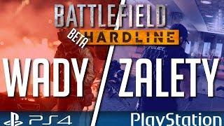 BATTLEFIELD HARDLINE |PS4| - Wady i zalety!
